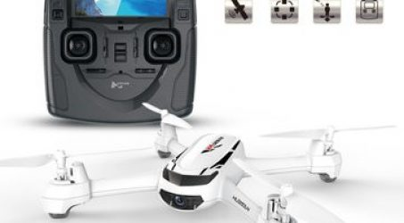Hubsan X4 H502S 5.8G FPV RC Quadcopter With 720P HD Camera GPS Altitude Mode