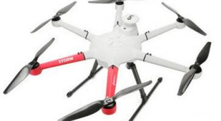IDEAFLY Storm-800 Hexacopter With Pixhawk PX4 Flight Controller
