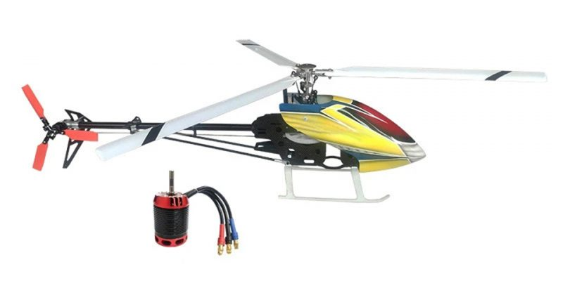 JDHMBD 450 RC Helicopter