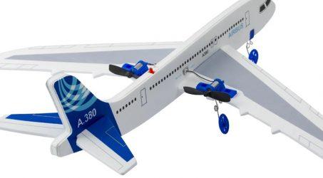 JDRC JD851 A380 RC Airplane