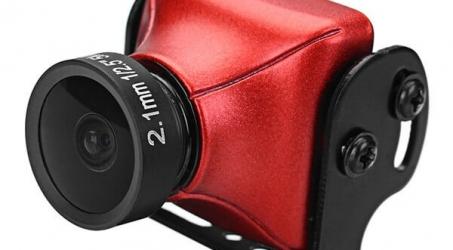 JJA-CM1200 1/3 CMOS 1200TVL Mini FPV Camera