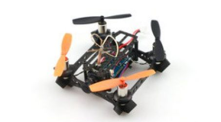 JJPRO-T2/T1 85/95mm Micro Brush FPV Racing Quadcopter