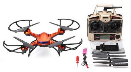 JJRC H12W Wifi FPV With 720P Camera RC Drone