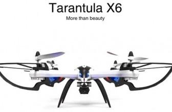 JJRC H16 YiZhan Tarantula X6 IOC Drone