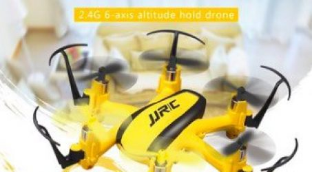 JJRC H20H 2.4G 4CH 6Axis Nano Hexacopter RTF