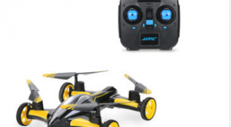 JJRC H23 2.4G 4CH 3D Flips Flying Car RC Quadcopter