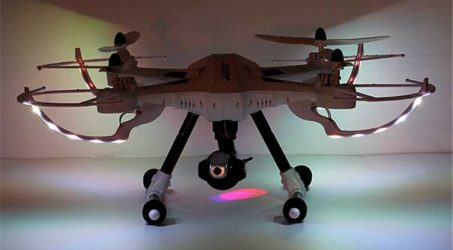 JJRC H26W FPV Quadcopter VS JJRC H26D 3.0MP Camera Gimbal Quadcopter