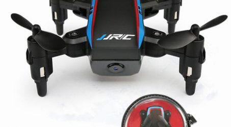 JJRC H53W Shadow FPV Foldable Mini Drone