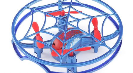 JJRC H64 Spiderman Drone G-Sensor Control Voice Prompt