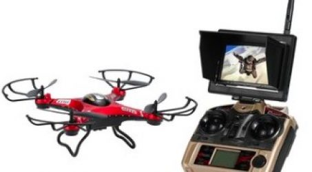 JJRC H8DH 5.8G FPV Quadcopter With 2MP HD Camera