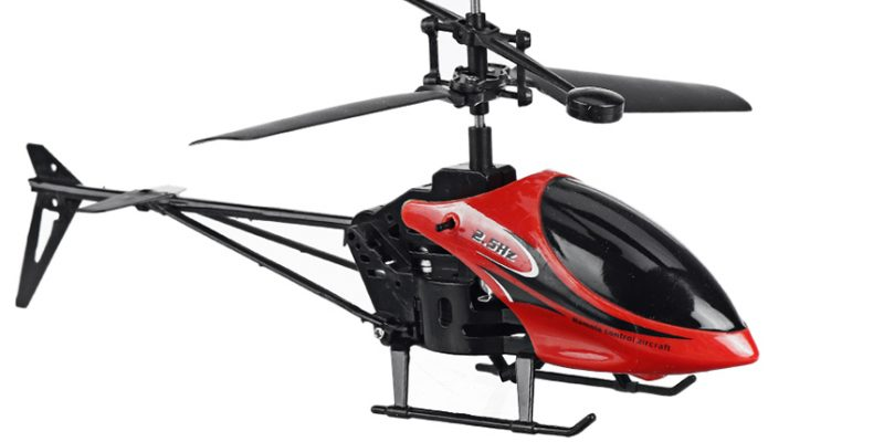 JJRC SY002A/B Helicopter