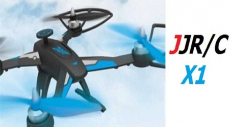 JJRC X1 With Brushless Motor RC Quadcopter