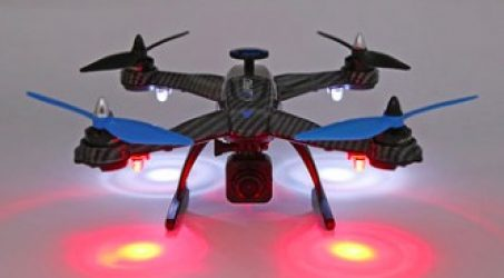 JJRC X1G 5.8G FPV Quadcopter With 600TVL Camera RTF