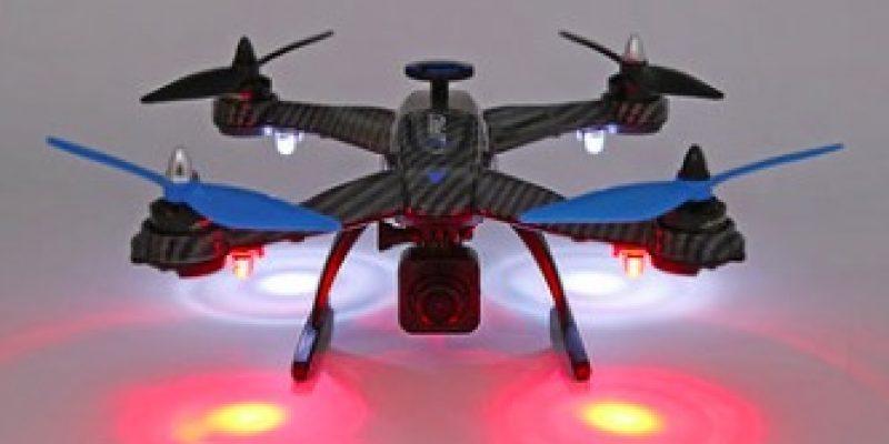 JJRC X1G 5.8G FPV Quadcopter With 600TVL Camera RTF