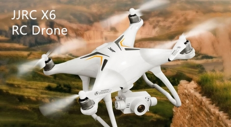 JJR/C X6 5G GPS Brushless RC Drone