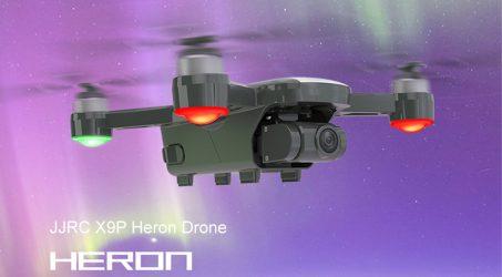JJRC X9P Heron GPS 5G WiFi FPV RC Drone
