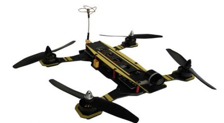 JUMPER 218 Pro Frame Epoxy And Fiber Glass Mixed Quadcopter