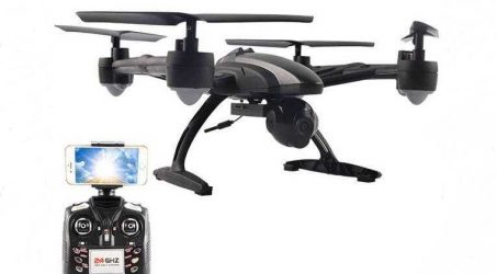 JXD 509W WiFi FPV With 720P Camera RC Quadcopter