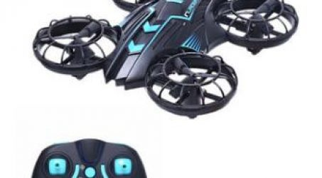 JXD 515V Mini Quadcopter With 2MP HD Camera