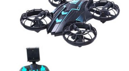 JXD 515W Mini FPV RC Quadcopter With 0.3 MP Camera 2.4G 4CH 6 Axis