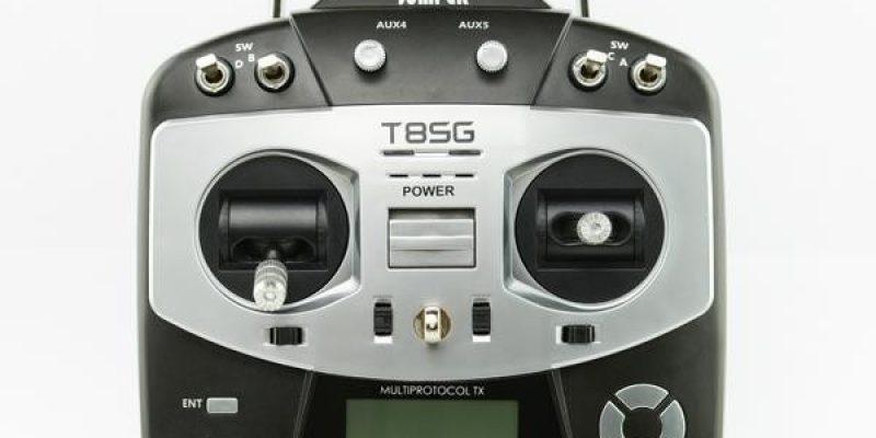Jumper T8SG Multi-Protocol 2.4G 10CH RC Transmitter