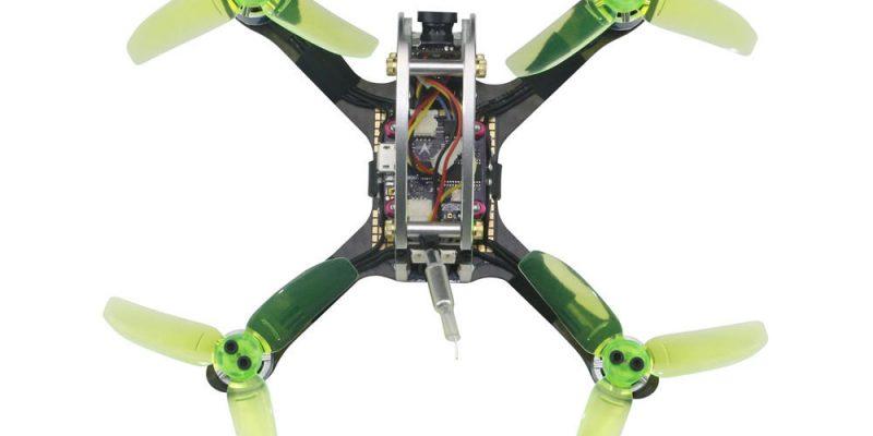 Banggood KINGKONG/LDARC FLY EGG V2 100 FPV Racing Drone 17% OFF