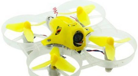 KINGKONG TINY7 75mm F3 FPV Quacopter