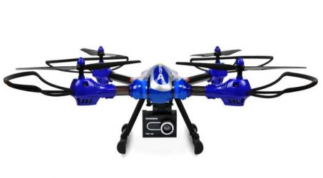 Kai Deng K70C With 2MP HD Camera Gimbal RC Quadcopter