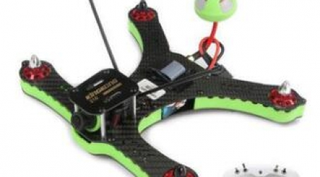Kingkong 210 210mm Sandwich F3 FPV Racer with FS-i6s