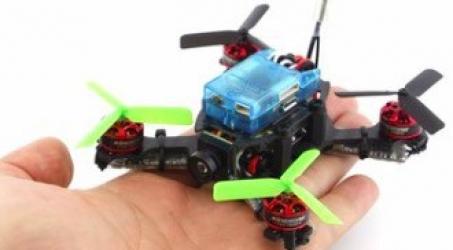 Kingkong Q90 FPV Brushless Racer With VTX 800TVL 150° Camera