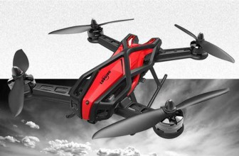 LONGING LY-250 With 7 Inch Monitor FPV Racing Drone