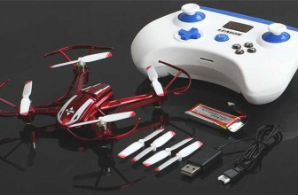 Lian Sheng LS216 3D Inverted Flight Drone