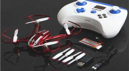 Lian Sheng LS216 3D Inverted Flight Drone