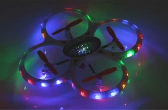 Lian Sheng LS121 Cheap Drone