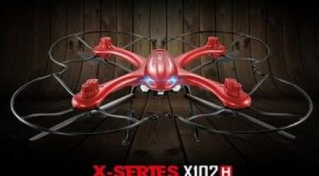 MJX X102H Upgrade X101 X-SERIES RC Quadcopter