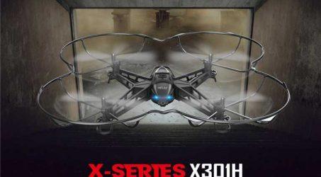 MJX X301H X-XERIEX WIFI FPV Drone