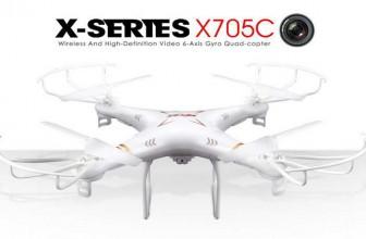 MJX X-series X705C Drone