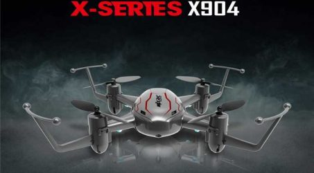 MJX X904 X-SERIES Inverted Flight 2.4G 4CH Drone