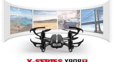 MJX X908T X-XERIEX 5.8G FPV Drone