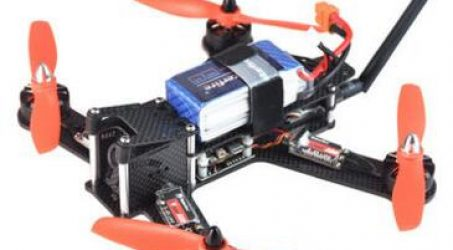 Makerfire BIBI BIRD 210 210mm FPV Racing Drone ARF