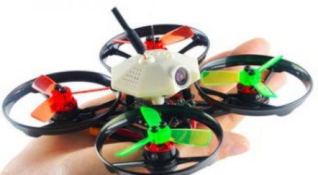 Makerfire Armor 90 90mm Mini FPV Racing Drone