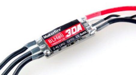 Makerfire Mini 30A Blheli ESC for FPV Racer