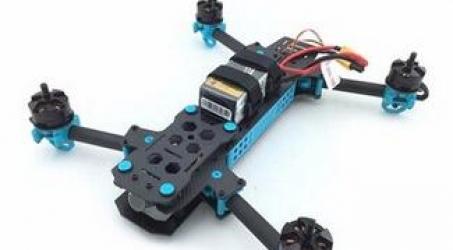 Mana 295 Foldable Racing Drone PNP with 800TVL Camera