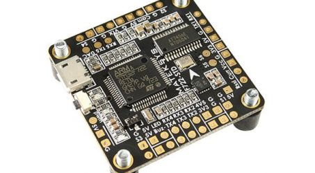 Matek Systems F722-STD STM32F722 Flight Controller