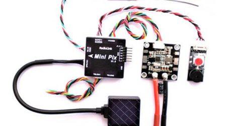 Radiolink Mini PIX F4 Flight Controller MPU6500