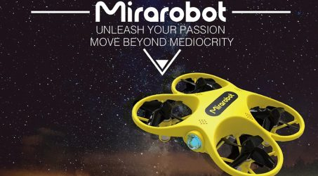 Mirarobot S60 Mini LED/FPV Racing Drone Quadcopter