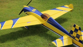 OMPHOBBY T-STORM EDGE 540 RC Airplane