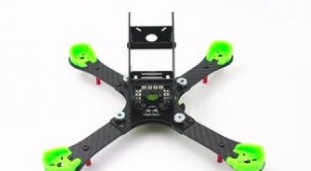 RC X250 225mm Foldable Frame Kit for FPV Racer