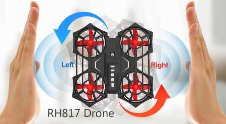 RH817 2.4GHz RC Quadcopter