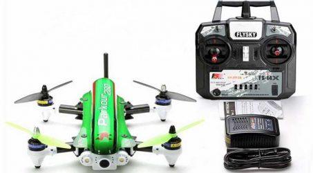 ROA Parkour 280 Racer With Flysky Transmitter